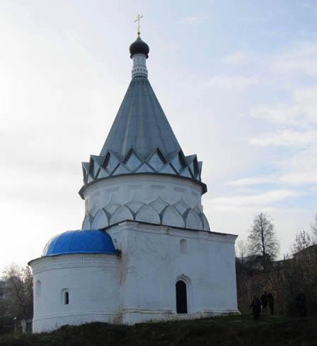 Церковь святого Космы и Дамиана