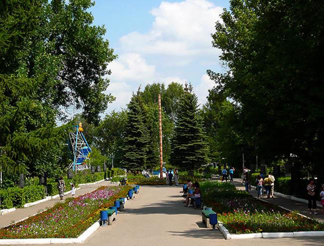 Окский сад
