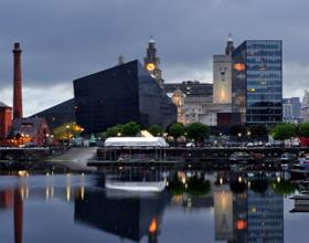 Город Ливерпуль