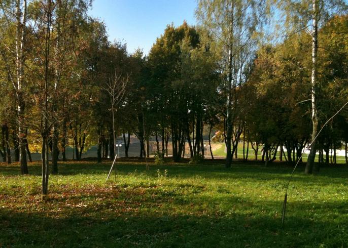 Парк 1100-летия Смоленска