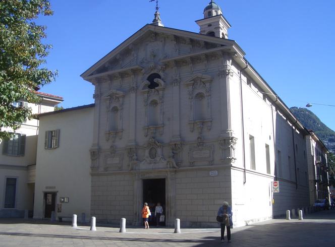 Церковь Сан Рокко