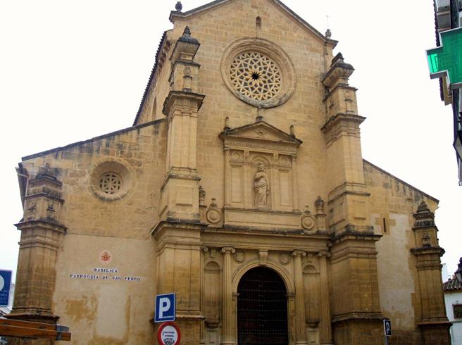 Церковь Сан-Педро