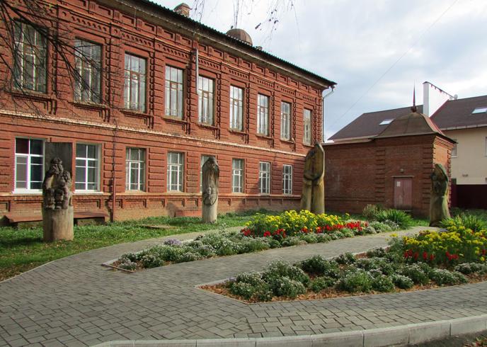 Краеведческий музей Глазова