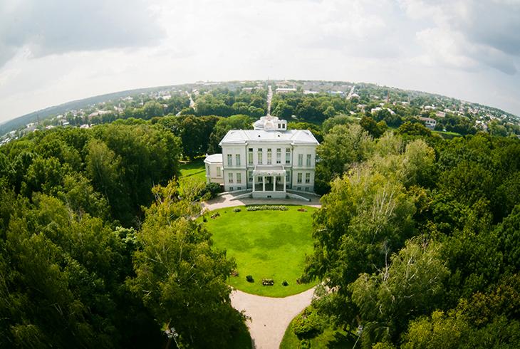 Богородицкий парк