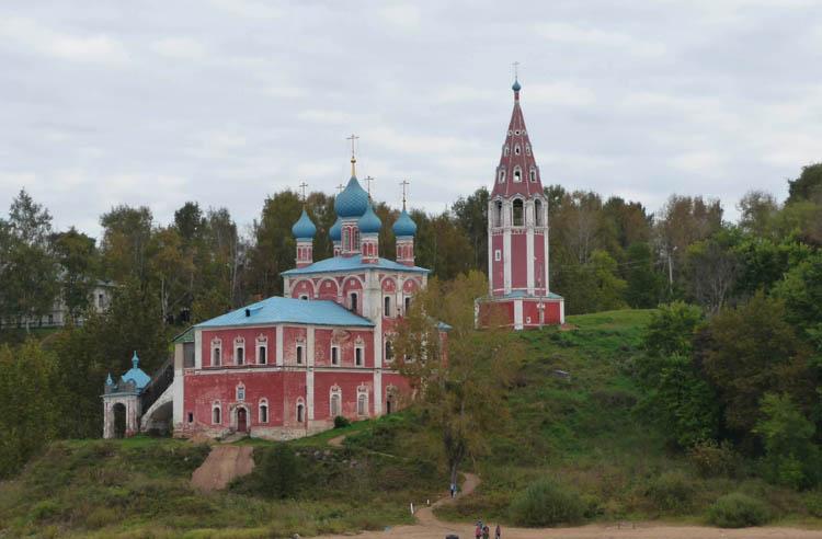 Казанская Преображенская церковь
