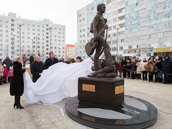 Памятник Высоцкому Владимиру Семеновичу