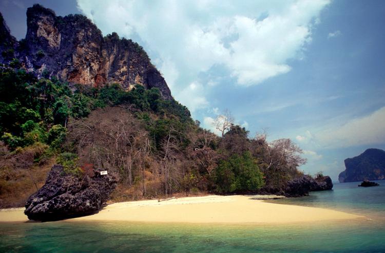 Остров Ко Пак Биа