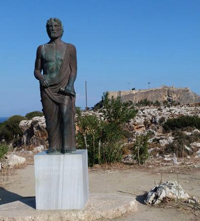 Памятник Клеобулу
