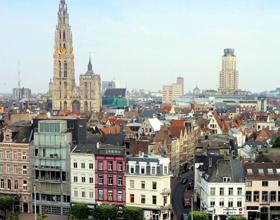 Знаменитые достопримечательности Антверпена