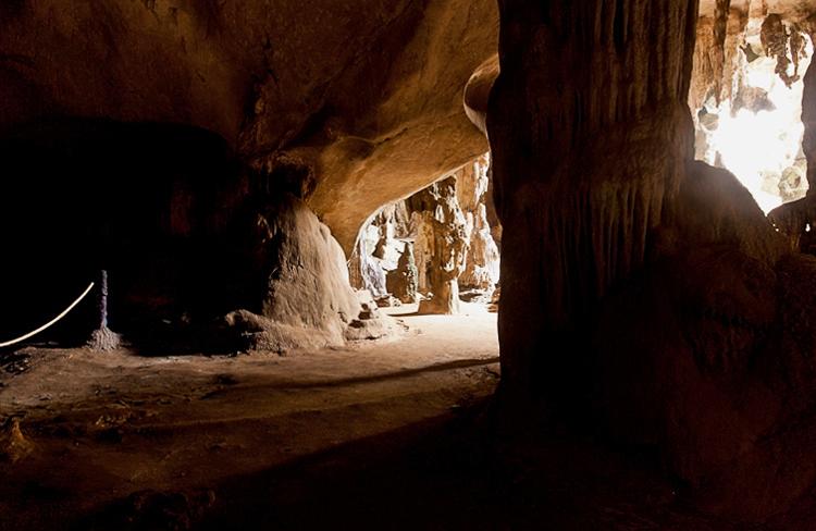 Пещеры Кхао-Кханап-Нам