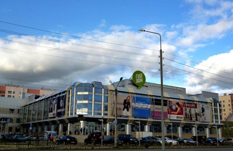 Торговый центр Гудзон