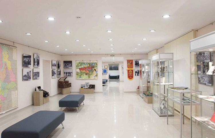 Городской музей изобразительных искусств Нового Уренгоя