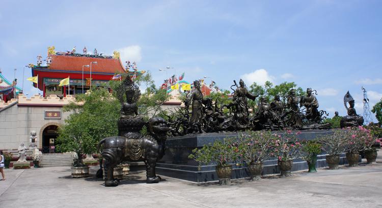 Китайский храм и музей буддизма Тхеравады