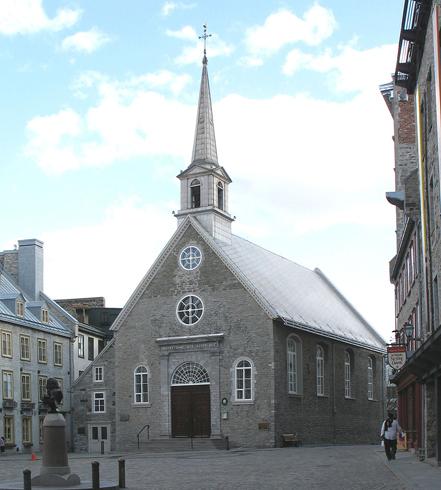 Базилика Нотр-Дам-де-Виктуар