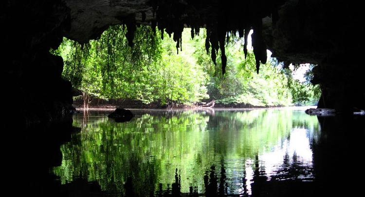 Пещера Тхам-Лод