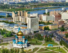 Главные достопримечательности Павлодара
