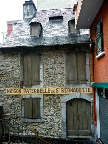 Дом-музей святой Бернадетт