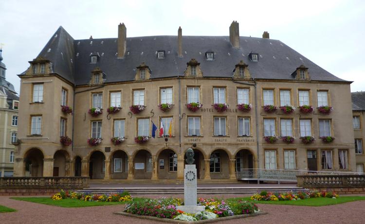 Мэрия города Тьонвиль