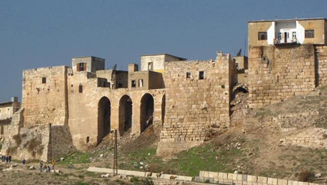 Крепость Калаат аль-Мудык