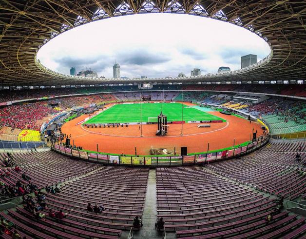 Стадион Гелора Бунг Карно