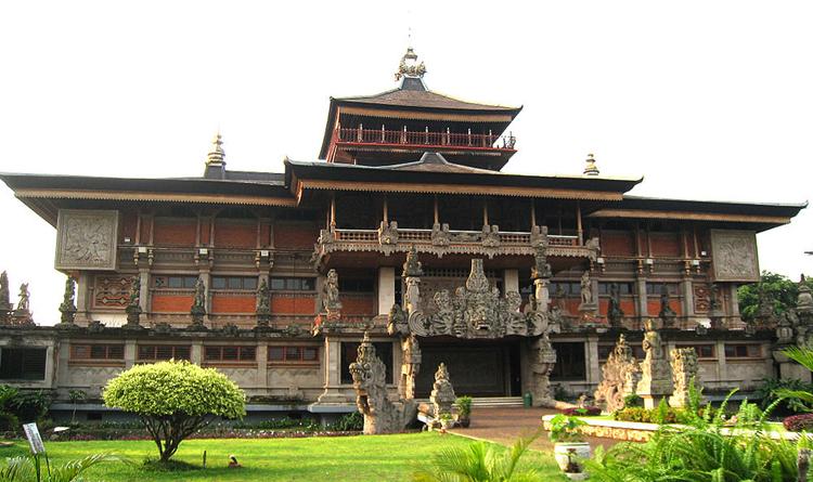 Индонезийский музей