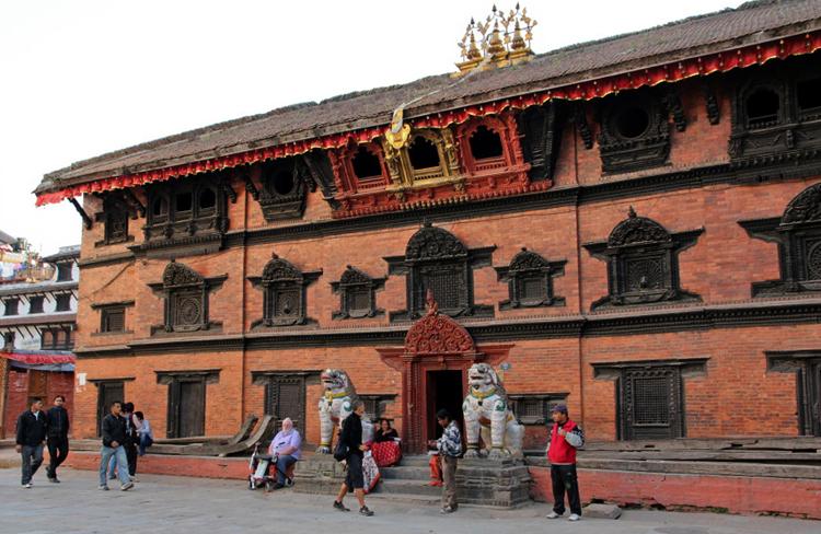 Храм Кумари-Гхар