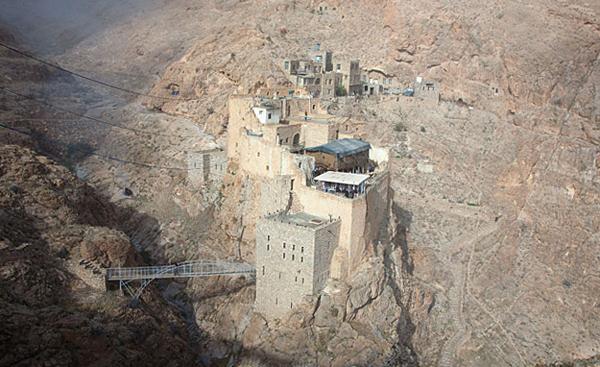 Монастырь Мар-Муса