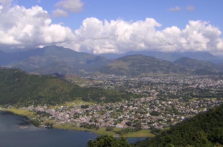 Город Покхара