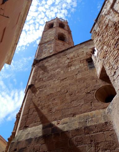 Кафедральный Собор Богоматери в Альгеро