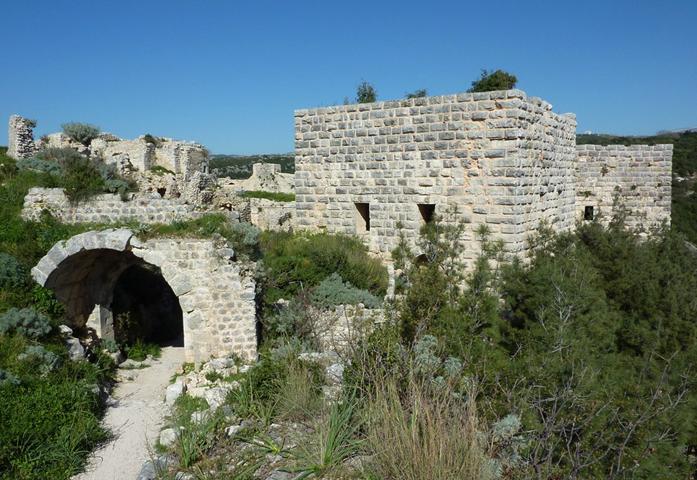 Замок Салах ад-Дина