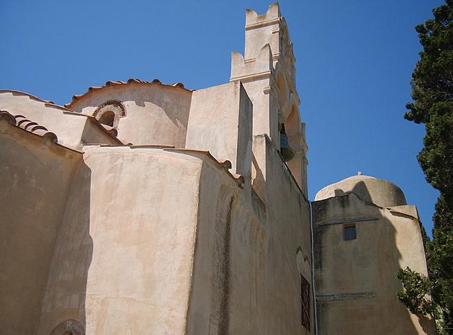 Церковь Панагия-Епископи
