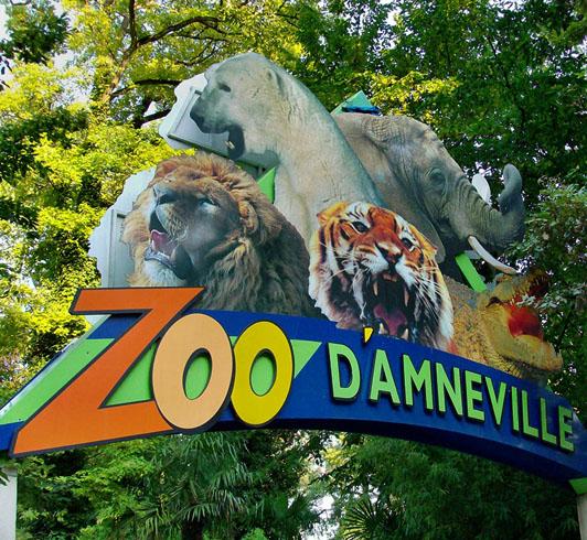 Зоопарк Амневиль