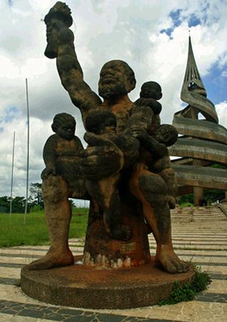 Памятник Воссоединения