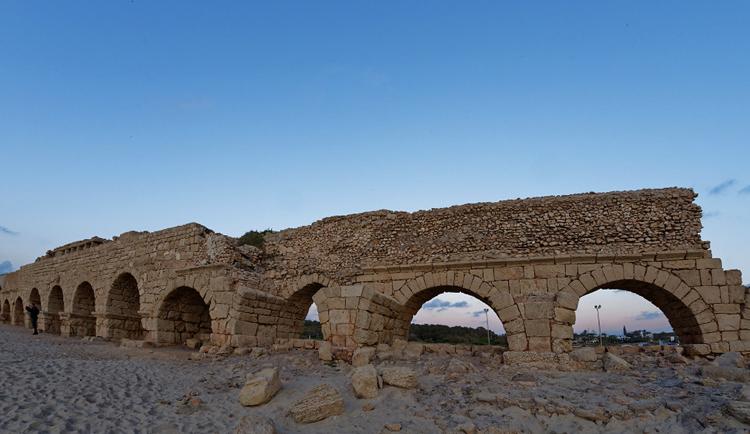 Фрагменты Акведука царя Ирода