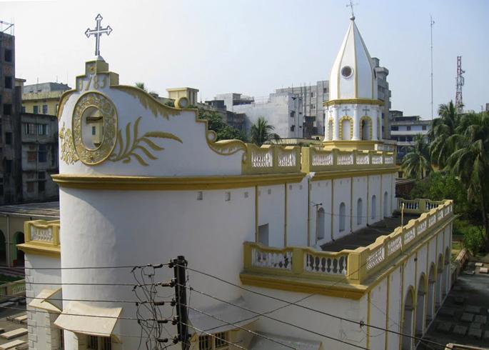 Армянская церковь Святого Воскресения