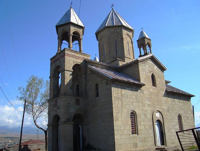 Храм Армянской католической церкви