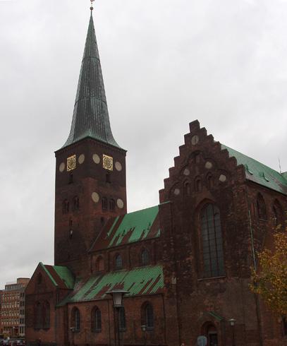 Кафедральный собор Орхуса