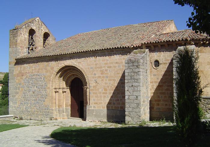 Церковь Святого Сегундо