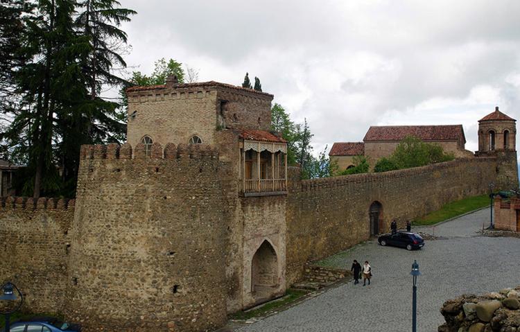 Крепость «Батонис цихе»