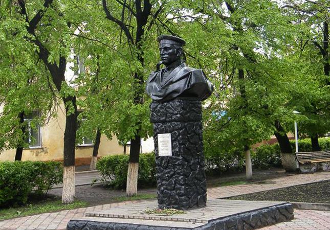 Памятник Н.А. Филиппову