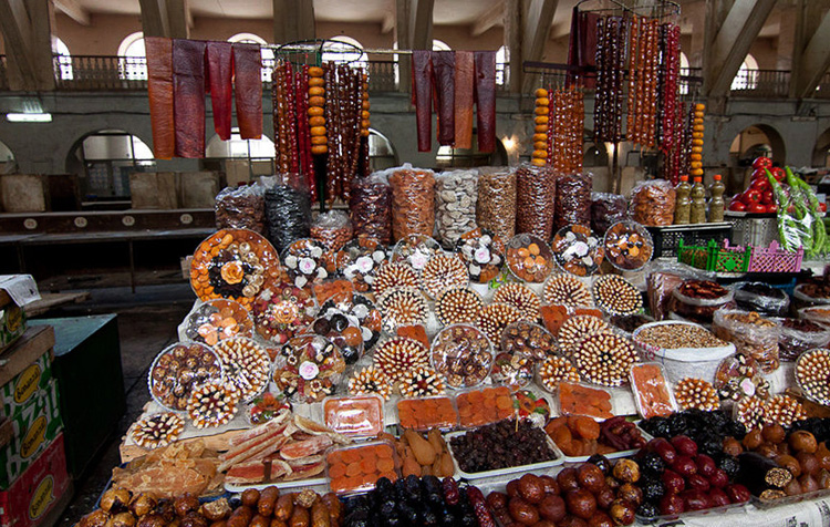 Ереванские рынки