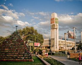 Главные достопримечательности Бишкека