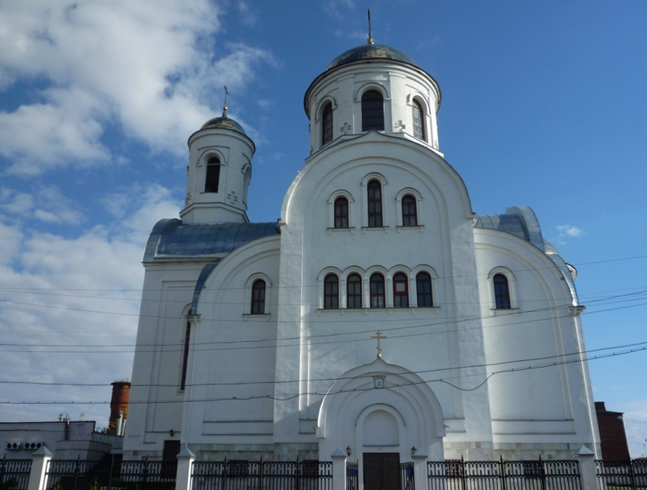 Свято-Благовещенский Храм