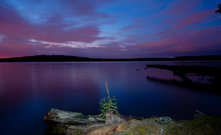 Озеро Бодом