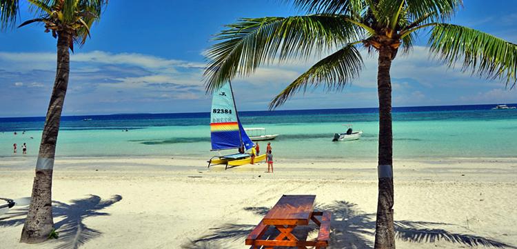 Коралловые пляжи