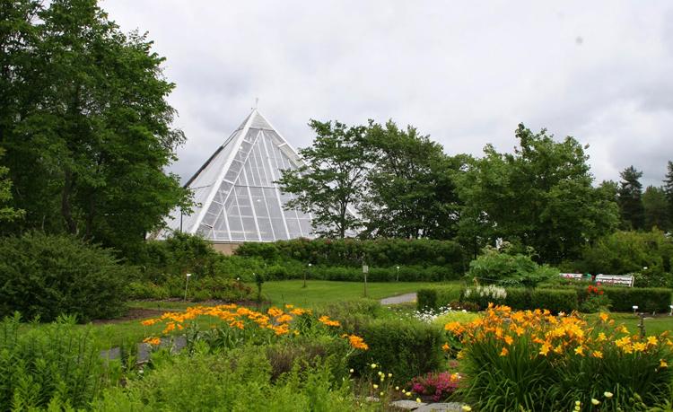Ботанический сад Университета Оулу