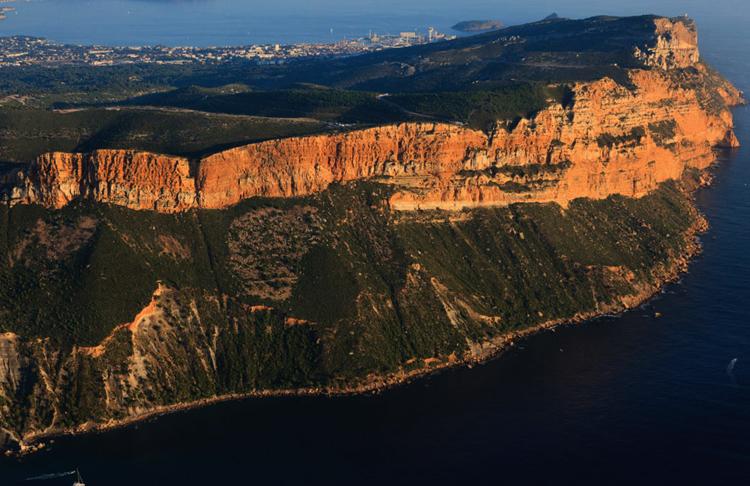 Гора Cap Canaille