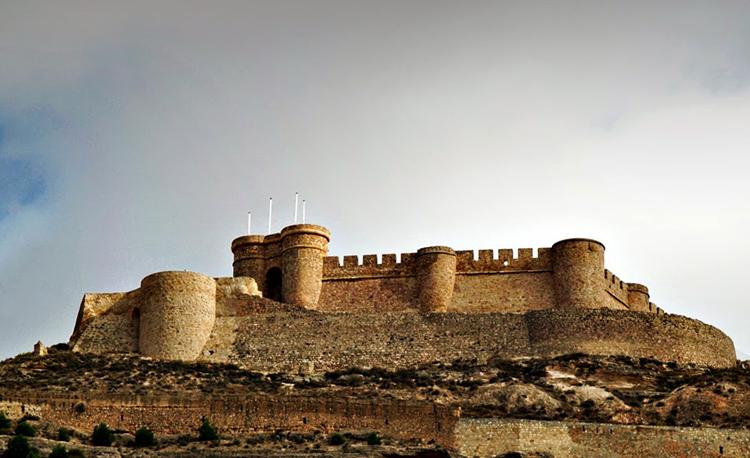 Крепость Чинчиллья