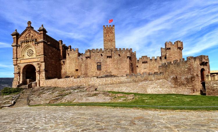Замок Хавьер