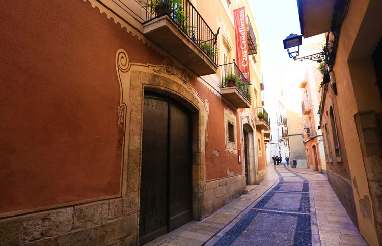 Краеведческий музей «Casa Castellarnau»